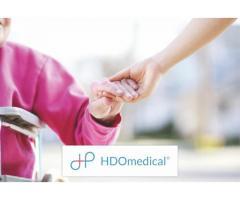 HDOmedical zatrudni Opiekunkę Frankfurt nad Menem, 1500 €
